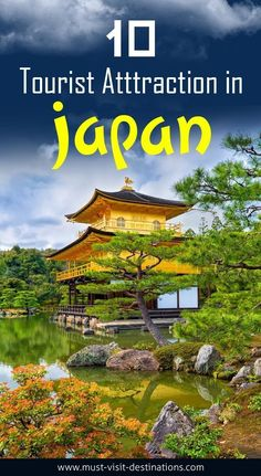 TOP 10 Tourist Attractions in Japan You Must Visit! #japan #culture #travel