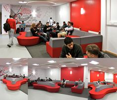 Collaboration Teaching and Learning Furniture | Education Learning Southampton Solent