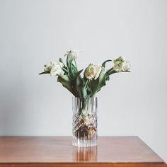 Projekt Blume Glass Vase, Instagram, Home Decor, Projects, Flowers, Decoration Home, Room Decor, Home Interior Design, Home Decoration