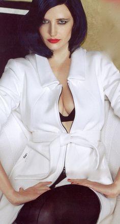 Eva Green Www.numberonemusic.com/damienprojectfilmworks