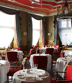 Hotel Suvretta House - St. Moritz- Switzerland | Breakfast