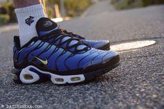 day 77: Nike TN Air Max Plus #nike #tn #niketn #airmaxplus #nikeairmaxplus #sneakers - DAILYSNEAX