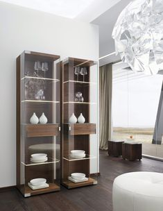 china cabinet - interesting concept - a girl can dream!