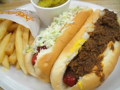 Hot Dog tour of America east of the Mississippi.