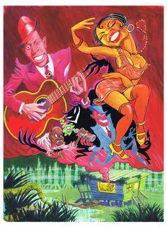 . Robert Johnson, Life And Death, Musicals, Singing, Blues, Art, Art Background, Kunst, Performing Arts