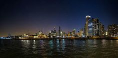 Chicago Panoramic View March 20 2015