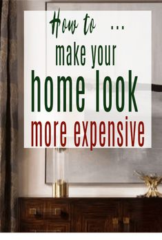 How to make your home feel luxurious and look more expensive whilst you are on a budget. Top tips for a gorogous home desig and decor plus accessories that look anything but cheap! Life On A Budget, Family Budget, Beautiful Space, Beautiful Homes, How To Find Out, How To Make, Home Hacks, Simple House, Home Look