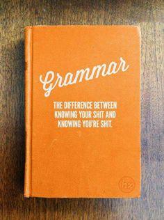 Grammar Matters (20 PICTURES)