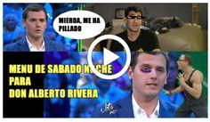 Albert Rivera degustó un delicioso menú el sábado noche en la TV:  Compártelo si te ha gustado...