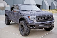 Ford : Oakley Raptor 2 II