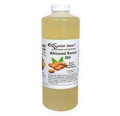 Top 10 Best Almond Oil 2018 Reviews - TenBestProduct Sources Of Vitamin B, Soften Hair, Making Essential Oils, Pure Oils, Carrier Oils, Massage Oil, Sweet Almond Oil, Pure Products, Health Products