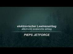 #Avalanche airbag test - Pieps #Jetforce