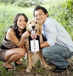 Fantasy Friday ~ Dogs Are People, Too... A Hawaiian Engagement Session