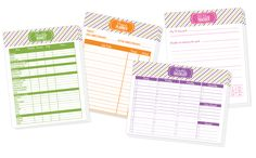 All inclusive 2015 planner-this has it all, meal planning, finances, goals, to do, etc. But it's not free :(