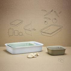 Rig-Tig by Stelton - Cook & Serve Auflaufformen