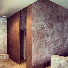 Metropolis Factor Plaster For Interior Walls. Texture Effect By Metropolis