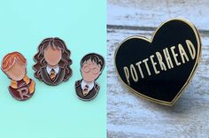 "19 ""Harry Potter"" Enamel Pins Every Potterhead Will Want"