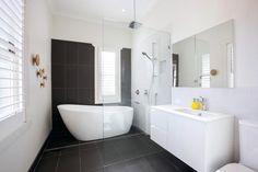 FAMILY BATHROOM, SPACIOUS . CLEAN . SIMPLE . BRIGHT …