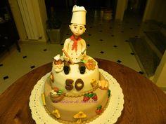 Torta chef.....