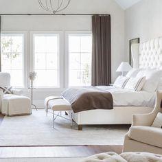 Bedroom Retreat Bed Master Design Dream Decor Ideas Bedrooms White Modern
