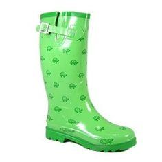 turtle rainboots!!!!