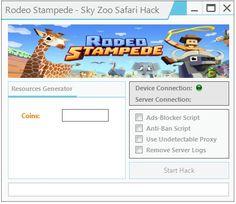 Rodeo Stampede Sky Zoo Safari Hack