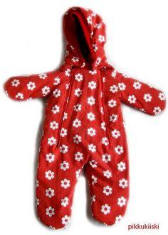 Vauvan puku