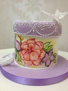 Gift Box cake  - Cake by Tabu