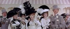 The Hats at Ascot from My Fair Lady