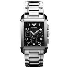 Emporio Armani Mens Watch AR0334 Chronograph