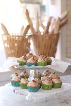 Chai Cocoa Cupcakes