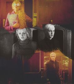 Draco and Luna by Snac...