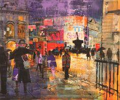 Piccadilly Circus...Mike Bernard