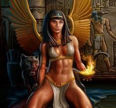 Фотографии голых египтянок