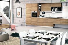Linda - Cucine Lube | KITCHEN | Pinterest | Kitchens and Modern