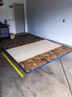 diy home gym these simple steps to build a diy weightlifting platform for your garage or basement gym on a budget. Easy tips, tricks and ideas to . Do fitness at home including deadlifts, olympic weightlifting, dumbbells and squats in your own home. Home Made Gym, Diy Home Gym, Gym Room At Home, Home Gym Decor, Crossfit Garage Gym, Home Gym Garage, Basement Gym, Garage Gym Flooring, Basement Ideas