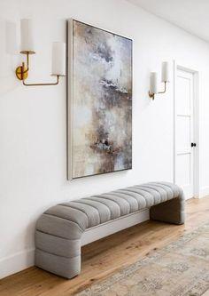 Custom Sofa, Custom Made Furniture, Bed Bench, Daybed, Mid Century Sofa Bed, Sofa Furniture, Furniture Design, Clad Home, Sectional Sofa