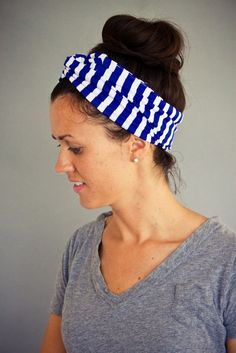 DIY: the winthrop chronicles: turban headbands
