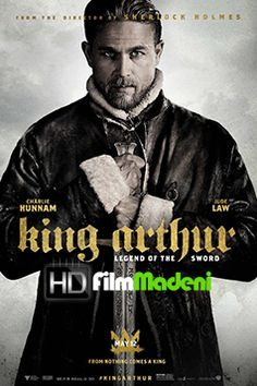 King Arthur : Legend of the Sword (may - Directed by Guy Ritchie, Starring Charlie Hunnam, Annabelle Wallis, Eric Bana, Jude Law King Arthur 2017, King Arthur Legend, Roi Arthur, King Arthur Film, Hd Movies Online, New Movies, Good Movies, 2017 Movies, Watch Movies