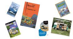 romans et bandes dessinées camping-car : Voici notre sélection pour de bons moments de lecture afin de s'évader autour du camping-car.