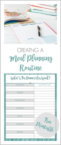 Putting a weekly meal planning routine in place can ease the stress of back-to-school time! Grab my free meal planning printable set! Filofax, Relief Quotes, Meal Planner Printable, Free Meal Plans, Life Organization, Recipe Organization, Meals For The Week, Getting Organized, As You Like