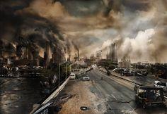 Post-Apocalyptic Concept Art | Post Apocalyptic Perth