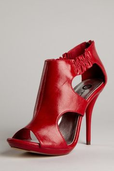 perfect heel. Love the color