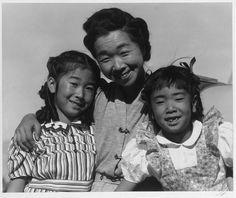 mrs nakamura and daughters