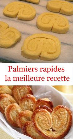 Discover recipes, home ideas, style inspiration and other ideas to try. Quick Dessert Recipes, Easy No Bake Desserts, Fall Desserts, Biscuits Palmier, 4 Ingredient Desserts, Desserts With Biscuits, Pastry Design, Scones Ingredients, French Desserts