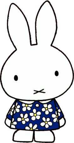DRi Licensing's Miffy brand is about to become even more fashionable with a clothing range by Poetic Gem. Bunny Templates, Yellow Balloons, Miffy, Kids Poster, Print Wallpaper, Book Cover Design, Drawing For Kids, Easy Drawings, Cute Cartoon