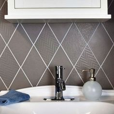 Shop for SomerTile 5.5x9.5-inch Rombo Dark Grey Porcelain Floor and Wall Tile (60/Case, 11.68 sqft.). Get free delivery at Overstock.com - Your Online Home Improvement Shop! Get 5% in rewards with Club O!