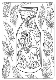 The Tales of Old Forest Anti-Stress Coloring Book by Maria Letta - issuu