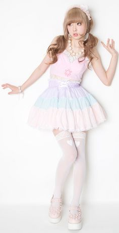 Kawaii Fashion, cute fashion.If you're looking for a super cute, totally unique perfume to compliment your sweet and quirky look, check out www.designyourown... to design your own online