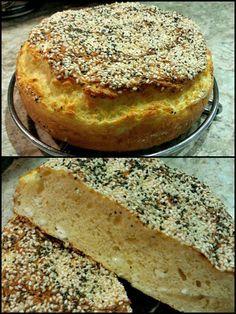 Τυρόψωμο - Dukan's Girls Bread, Recipes, Food, Girls, Daughters, Rezepte, Breads, Food Recipes, Bakeries
